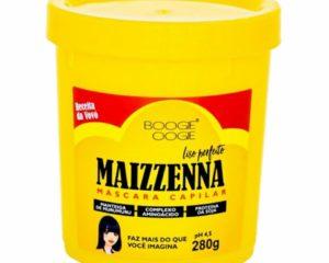 Máscara Capilar Maizzenna 280gr