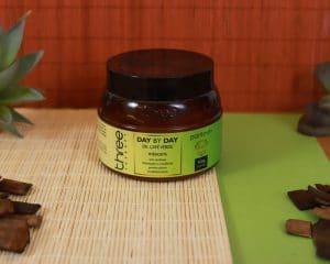 Máscara Café Verde nutrição capilar