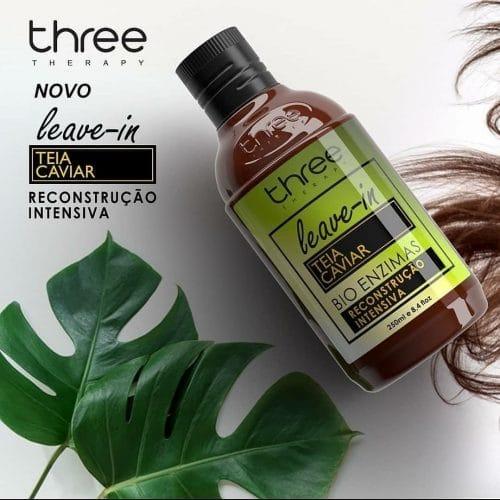 produtos para reconstrução capilar, reconstrução capilar, reconstrução de cabelo, leave in teia caviar