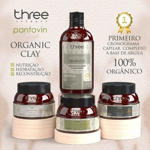 organic clay